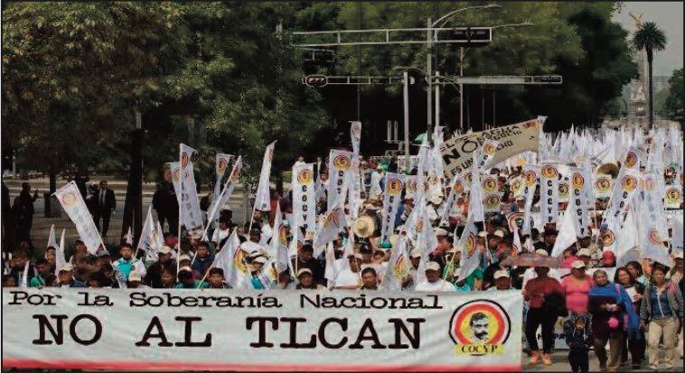 No a TLCAN