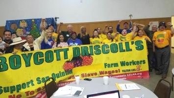 Boycott Driscoll's!