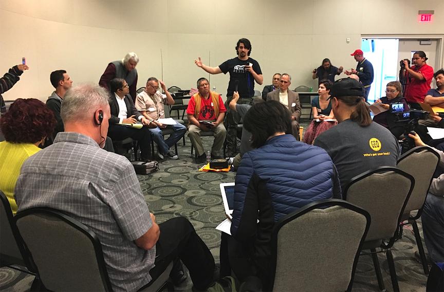 The Anti-NAFTA workshop