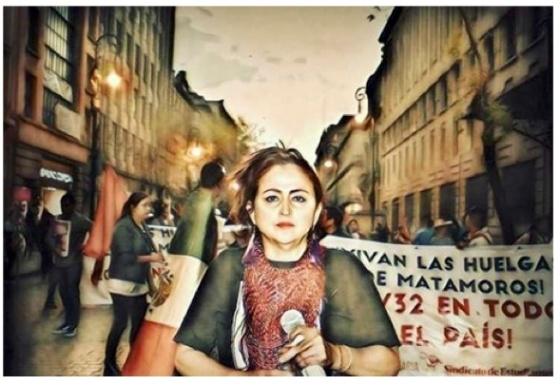 Poster Honoring Prieto Terrazas